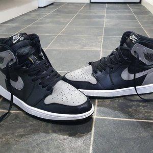 Jordan 1 Retro High Shadow Grey